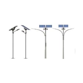 Solar Enerjili Sokak Aydınlatma Armatürü (DI-SL65/SL-55W) - Büyük Görsel
